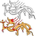 Chinese Dragon Royalty Free Stock Images