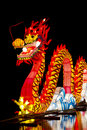 Chinese Dragon Lantern Royalty Free Stock Photo
