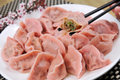Chinese dumpling Royalty Free Stock Photo