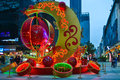 Chinese festivals lantern festival people like Royalty Free Stock Photo