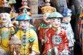 Chinese figurine Royalty Free Stock Photo