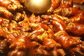 Chinese food braised pig s feet china very delicious Stock Photo