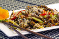 Chinese food detail Royalty Free Stock Photo
