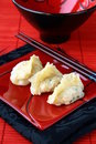 Chinese food - dim sum Royalty Free Stock Photo