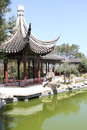 Chinese garden of serenity of malta the in maltese gnien is serenità in english is a public in Royalty Free Stock Photo