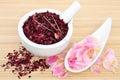 Chinese Herbal Medicine Royalty Free Stock Photo