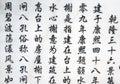 Chinese hieroglyph Royalty Free Stock Photography