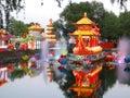 Chinese lantern festival Stock Photography