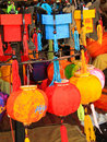 Chinese Lantern in Hoi An,Vietnam. Royalty Free Stock Photography