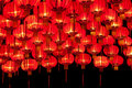 Chinese lanterns Royalty Free Stock Images