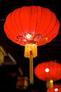 Chinese lanterns close up new year Royalty Free Stock Photo