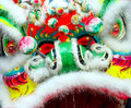 Chinese lion Royalty Free Stock Photography