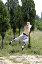 Chinese martial arts Stock Images
