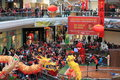 Chinese New Year Celebration Stock Photography