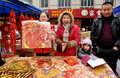 Chinese New Year Celebrations Stock Photo
