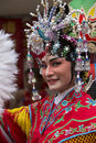 Chinese New Year Celebrations - Bangkok - Thailand Stock Photos