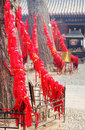 Chinese New Year celebrations in Qingdao, China. Stock Photography
