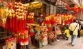 Chinese new year in Chinatown, Manila, Philippines Royalty Free Stock Photography