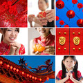 Chinese new year concept Stock Photo