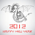 Chinese New Year of Dragon Stock Photography
