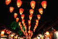 Chinese new year lantern festival Royalty Free Stock Photo