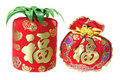 Chinese New Year Ornaments Royalty Free Stock Photo