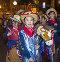 Chinese new year parade Royalty Free Stock Images