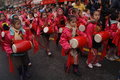 Chinese New Year Parade Stock Photo