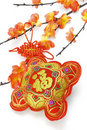 Chinese New Year traditional ornament Royalty Free Stock Photo