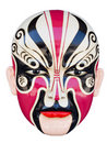 Chinese opera mask Royalty Free Stock Photo