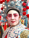 image photo : Chinese Opera woman portrait