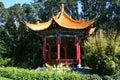 Chinese pagoda Royalty Free Stock Photo