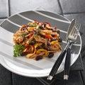 Chinese pasta Stock Photo