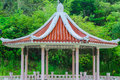 A chinese pavilion Royalty Free Stock Photography