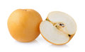 Chinese pear Royalty Free Stock Photo