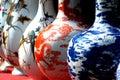 chinese porcelain vase  file Royalty Free Stock Photos
