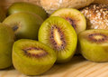 Chinese Red Kiwifruit Stock Photos
