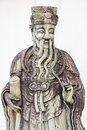 Chinese sculpture Royalty Free Stock Images