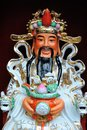 Chinese sculpture chinese temple Royalty Free Stock Photos