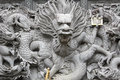Chinese Stone Carving Royalty Free Stock Photo