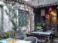 Ancient town farmer scenery home small courtyard reunion photography