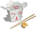 Chinese Take Out Stock Photography