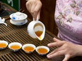 Chinese tea culture Royalty Free Stock Photo