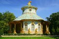 Chinese tea house sanssouci palace potsdam in in Royalty Free Stock Images