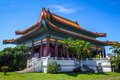 Chinese temple in Papeete on Tahiti island Royalty Free Stock Photo