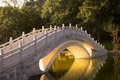 Chinese traditional arch bridge Royalty Free Stock Photo