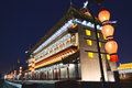 Chinese Traditional Building A...