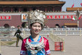 Chinese traditional Garb Stock Photos