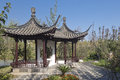 Chinese traditional garden Royalty Free Stock Photo