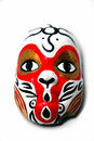 Chinese Traditional Opera Mask Royalty Free Stock Images
